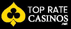 Topratecasinos logo