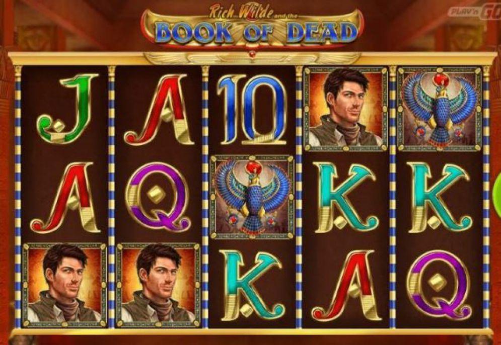 Book of Dead screenshot